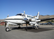 Aircraft Photo of C-GMAG | Beech A100 King Air | Northern Hawk Aviation | AirHistory.net