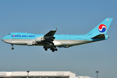 Aircraft Photo of HL7467 | Boeing 747-4B5F/SCD | Korean Air Cargo | AirHistory.net #169883