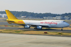 Aircraft Photo of B-HOU | Boeing 747-467(BCF) | Air Hong Kong | AirHistory.net