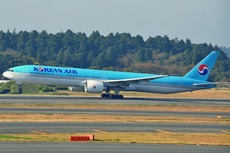 Aircraft Photo of HL8275 | Boeing 777-3B5/ER | Korean Air | AirHistory.net