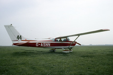 Aircraft Photo of G-ASNN | Cessna 182F Skylane | AirHistory.net