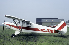 Aircraft Photo of PH-WAN | Piper PA-18-150 Super Cub | AirHistory.net