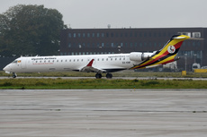Aircraft Photo of 5X-KNP | Bombardier CRJ-900 (CL-600-2D24) | Uganda Airlines | AirHistory.net