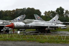 Aircraft Photo of 1212 | Mikoyan-Gurevich MiG-21PF | Czech Republic - Air Force | AirHistory.net