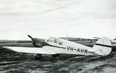 Aircraft Photo of VH-AHR | Percival P-34 Proctor 3 | AirHistory.net #172706