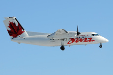 Aircraft Photo of C-FGRM | De Havilland Canada DHC-8-102 Dash 8 | Air Canada Jazz | AirHistory.net