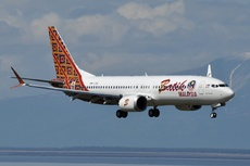 Aircraft Photo of 9M-LRD | Boeing 737-8 Max 8 | Batik Air Malaysia | AirHistory.net #173106