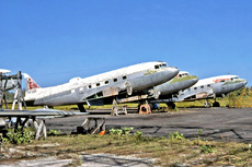 Aircraft Photo of PK-ZDI | Douglas C-47A Skytrain | Zamrud Aviation | AirHistory.net