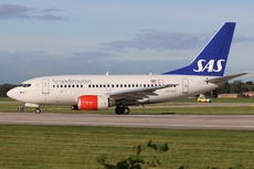 Aircraft Photo of LN-RGK | Boeing 737-683 | Scandinavian Airlines - SAS | AirHistory.net