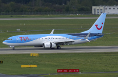 Aircraft Photo of D-ATUF | Boeing 737-8K5 | TUI Deutschland | AirHistory.net