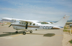 Aircraft Photo of N6416W | Cessna P210N Pressurized Centurion | AirHistory.net