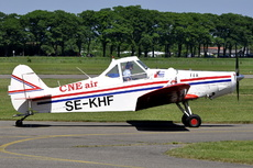 Aircraft Photo of SE-KHF | Piper PA-25-235 Pawnee D | CNE Air | AirHistory.net #180472