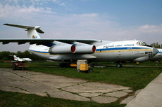 Aircraft Photo of UR-UCI | Ilyushin Il-76T | Ukrainian Cargo Airways - UCA | AirHistory.net #180555