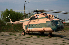 Aircraft Photo of CCCP-22186 | Mil Mi-8T | Aeroflot | AirHistory.net