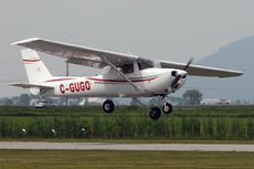 Aircraft Photo of C-GUGO | Cessna 150M | AirHistory.net