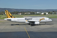 Aircraft Photo of VH-VNO | Airbus A320-232 | Tiger Airways | AirHistory.net #181224