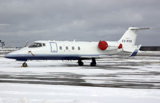 Aircraft Photo of ES-PVD | Learjet 55C | AirHistory.net #181296