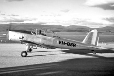 Aircraft Photo of VH-BSR | De Havilland DHC-1 Chipmunk Mk22 | AirHistory.net #181876
