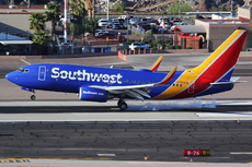Aircraft Photo of N705SW | Boeing 737-7H4 | Southwest Airlines | AirHistory.net