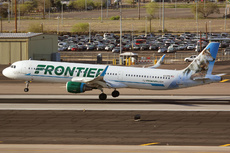 Aircraft Photo of N717FR | Airbus A321-211 | Frontier Airlines | AirHistory.net