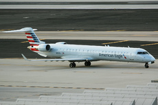 Aircraft Photo of N911FJ | Bombardier CRJ-900ER (CL-600-2D24) | American Eagle | AirHistory.net