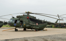Aircraft Photo of 605 | Mil Mi-17 | Poland - Army | AirHistory.net