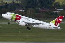 Aircraft Photo of CS-TTU | Airbus A319-112 | TAP Portugal | AirHistory.net