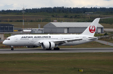 Aircraft Photo of JA828J | Boeing 787-8 Dreamliner | Japan Airlines - JAL | AirHistory.net