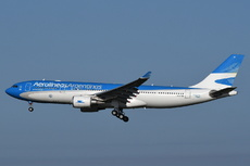 Aircraft Photo of LV-FVH | Airbus A330-202 | Aerolíneas Argentinas | AirHistory.net #223347