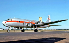 Aircraft Photo of N3549H | Douglas DC-6 | Zantop International Airlines | AirHistory.net #183759