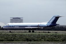 Aircraft Photo of PH-CHI | Fokker F28-4000 Fellowship | NLM Cityhopper | AirHistory.net