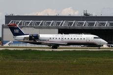 Aircraft Photo of N448AW | Bombardier CRJ-200LR (CL-600-2B19) | US Airways Express | AirHistory.net