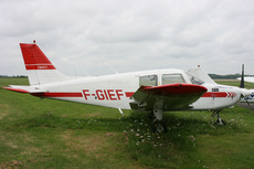 Aircraft Photo of F-GIEF | Piper PA-28-161(Centurion) Cadet | France Aviation | AirHistory.net #185291