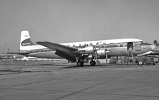 Aircraft Photo of N93123 | Douglas DC-6B | Western Airlines | AirHistory.net