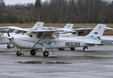 Aircraft Photo of N55199 | Cessna 172S Skyhawk SP | Saint Petersburg State University of Civil Aviation | AirHistory.net