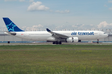 Aircraft Photo of C-GKTS | Airbus A330-342 | Air Transat | AirHistory.net