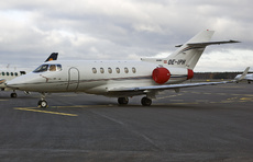 Aircraft Photo of OE-IPH | Raytheon Hawker 850XP | AirHistory.net #185756