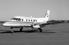 Aircraft Photo of OH-EBB | Embraer EMB-110P1 Bandeirante | Finnaviation | AirHistory.net #186279