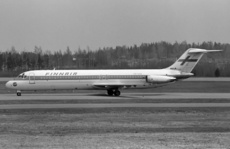 Aircraft Photo of OH-LNE | McDonnell Douglas DC-9-41 | Finnair | AirHistory.net