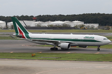 Aircraft Photo of EI-EJP | Airbus A330-202 | Alitalia | AirHistory.net