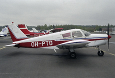 Aircraft Photo of OH-PTG | Piper PA-28-140 Cherokee D | AirHistory.net #186703