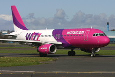 Aircraft Photo of HA-LPT | Airbus A320-232 | Wizz Air | AirHistory.net