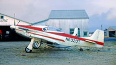 Aircraft Photo of N6320T | North American P-51D Mustang | AirHistory.net #187029