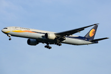 Aircraft Photo of VT-JEL | Boeing 777-35R/ER | Jet Airways | AirHistory.net