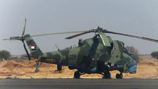 Aircraft Photo of 926 | Mil Mi-24V | Sudan - Air Force | AirHistory.net