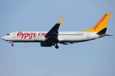 Aircraft Photo of TC-IZB | Boeing 737-86J | Pegasus Airlines | AirHistory.net