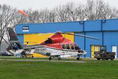 Aircraft Photo of PH-SHO | Eurocopter EC-155B-1 | Heli Holland Offshore | AirHistory.net #187714
