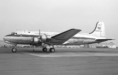 Aircraft Photo of N1437V | Douglas C-54A Skymaster | California Eastern Airways | AirHistory.net