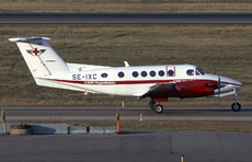 Aircraft Photo of SE-IXC | Beech B200 Super King Air | SOS Flygambulans | AirHistory.net #188474