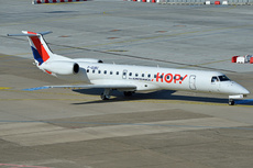 Aircraft Photo of F-GUBC | Embraer ERJ-145MP (EMB-145MP) | Hop! | AirHistory.net